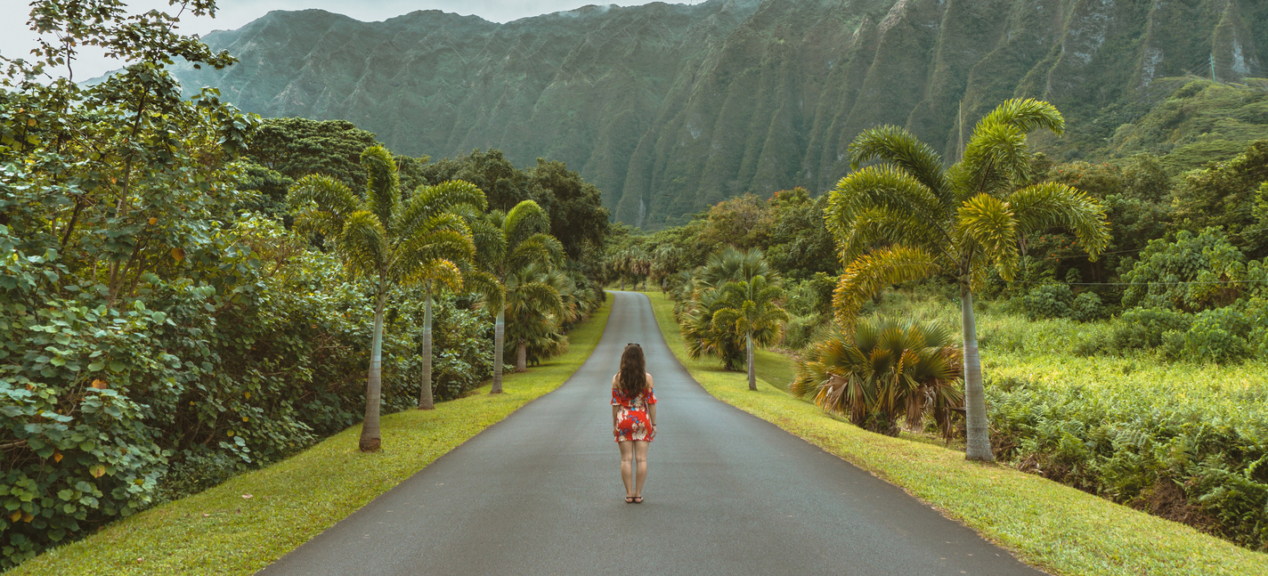 Moje prázdniny na Havaji
