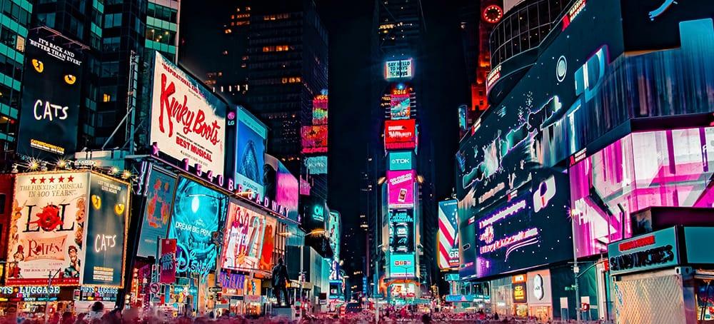 Základní průvodce na víkend v New Yorku