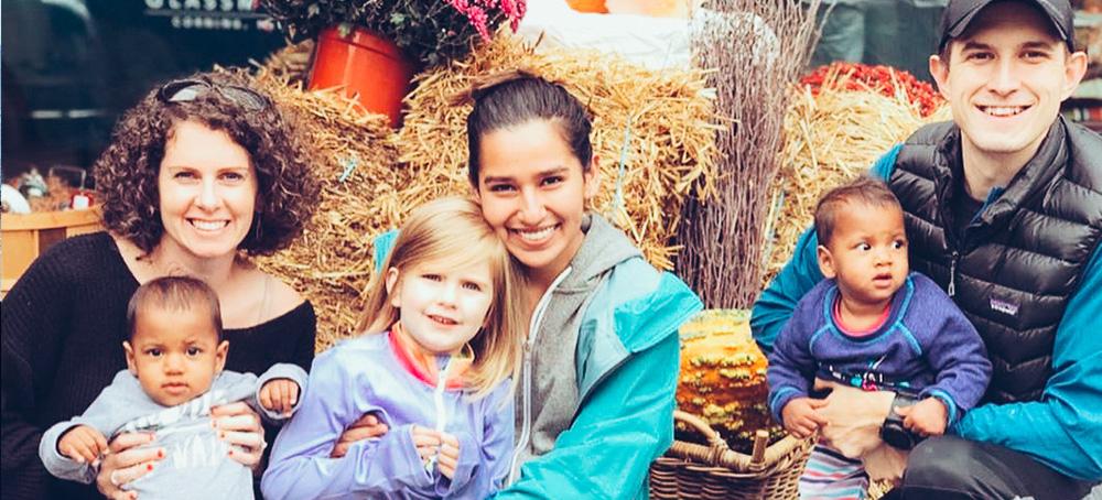 Jak najít perfektní hostitelskou rodinu